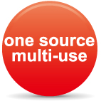 one source multi-use